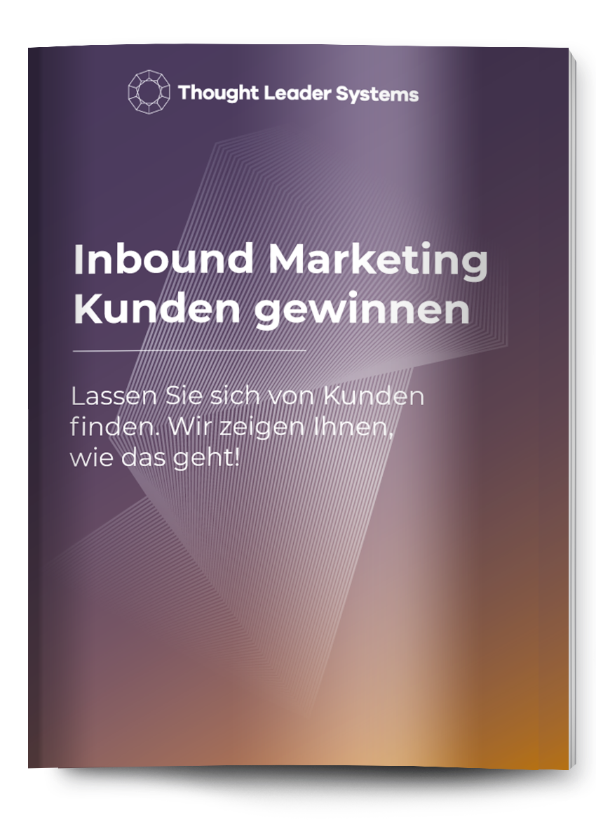 Inbound Marketing eBook Cover sun