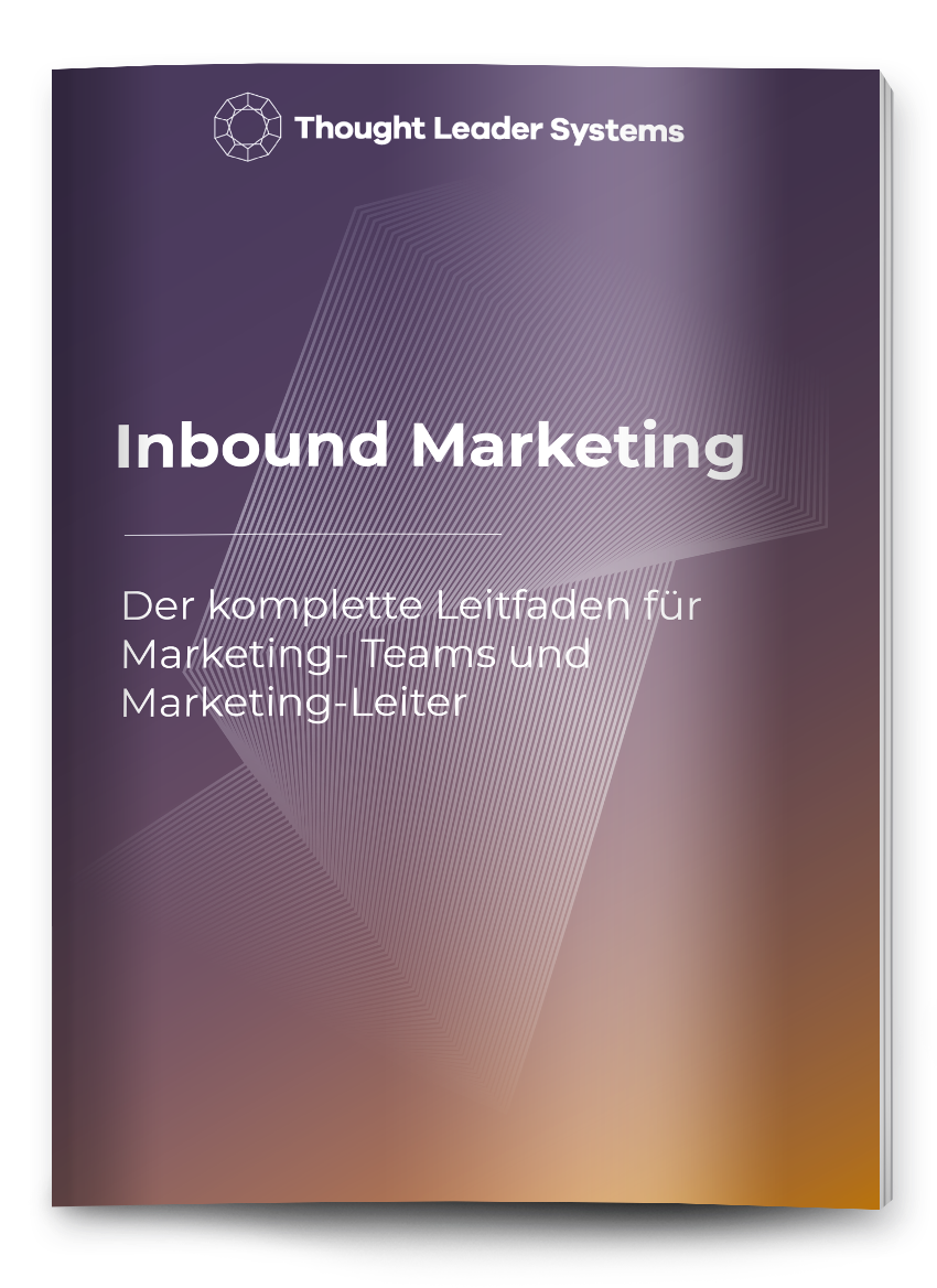 Inbound Marketing erfolreich einsetzen new york cover