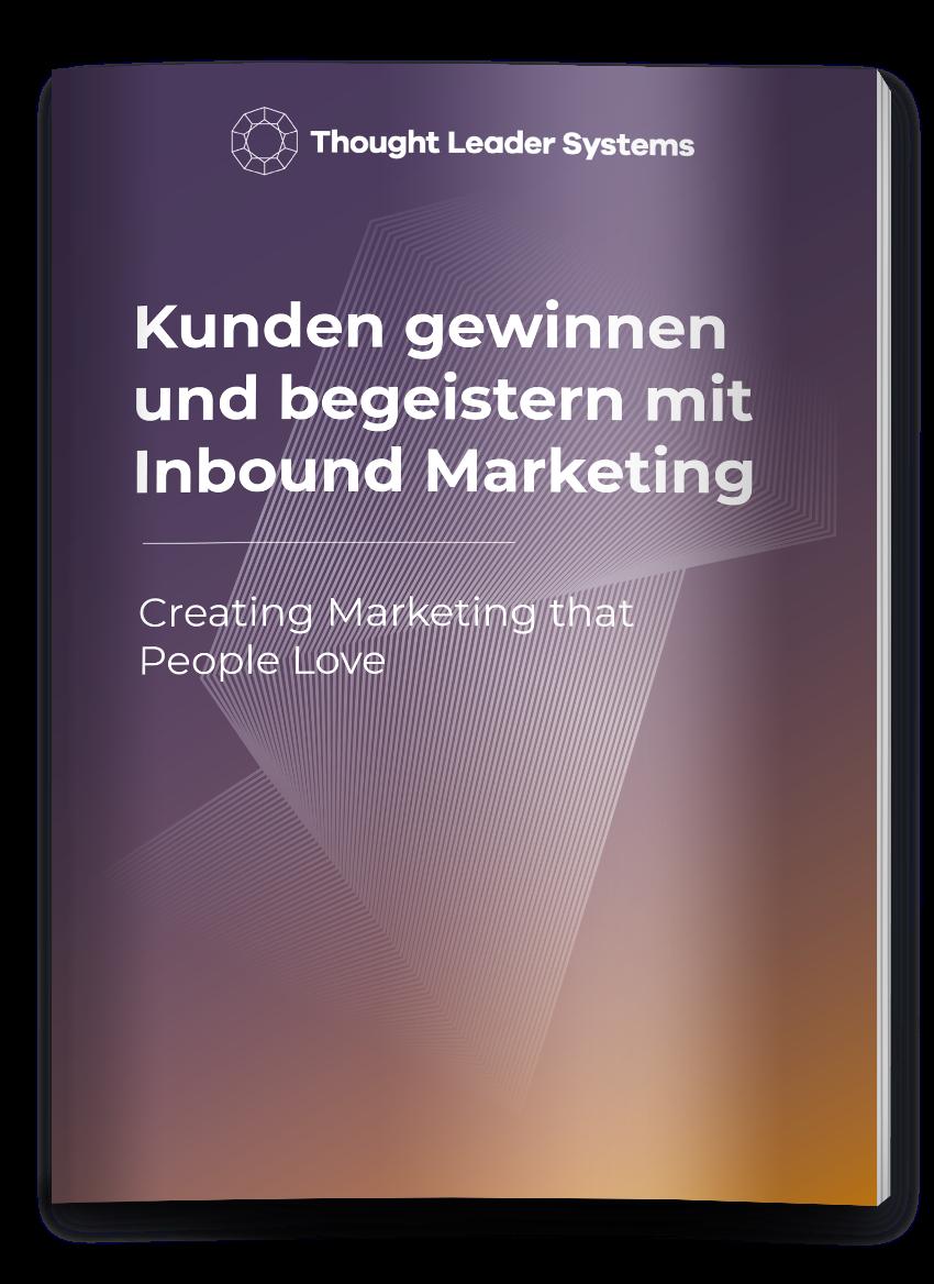 Inbound Marketing eBook Cover sunshine
