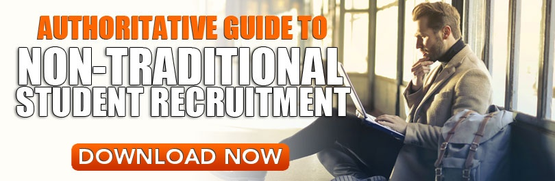 Guide to Non-Traditional Student Recruitment
