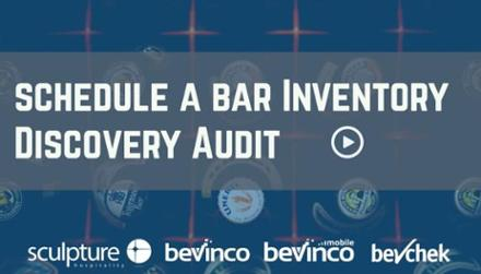 Schedule a Bevinco Bar Inventory Discovery Audit