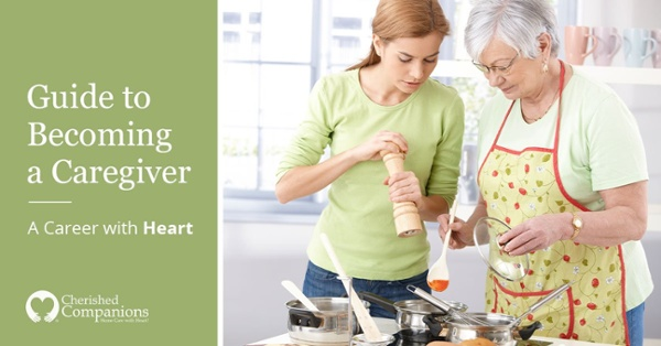Download our FREE Guide to Becoming a Caregiver