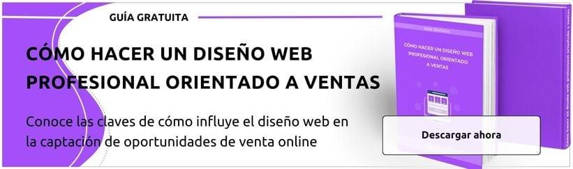 Cómo hacer un diseño web profesional orientado a ventas