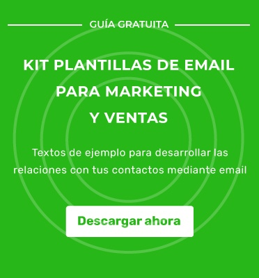 Descarga ahora este kit de plantillas de email para marketing y ventas
