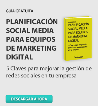Planificación social media para equipos de marketing digital