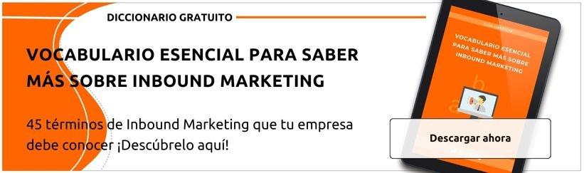 vocabulario esencial para saber más sobre inbound marketing
