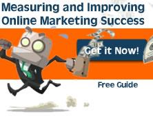 Measuring and improving online marketing success ebook. #ROI #Marketing
