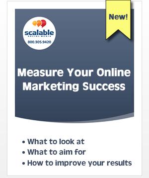 Measure your online marketing success ebook. #ROI #Marketing