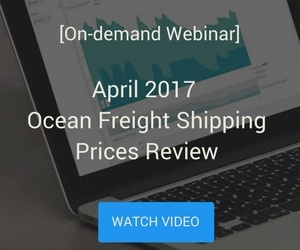 Ocean Freight Shipping Prices Review