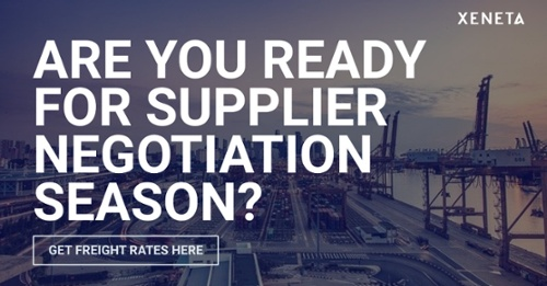 Are you ready for supplier negotiation season?