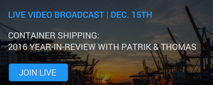 Container Shipping 2016 Year-in-Review