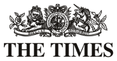 Times of London Logo