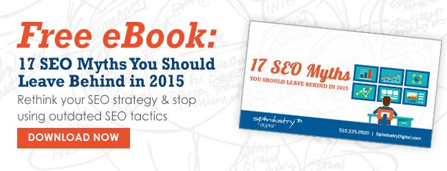 Download free eBook: 17 SEO Myths