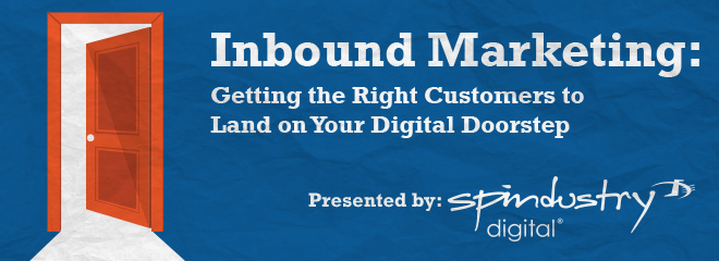 Download Inbound Marketing White Paper
