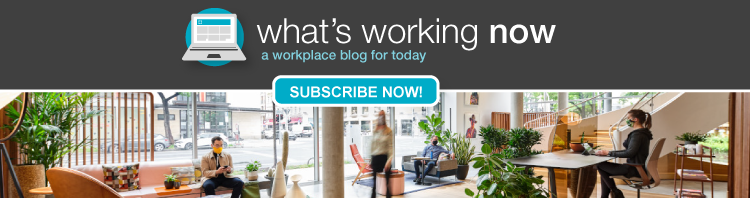 What's Working Now workplace blog