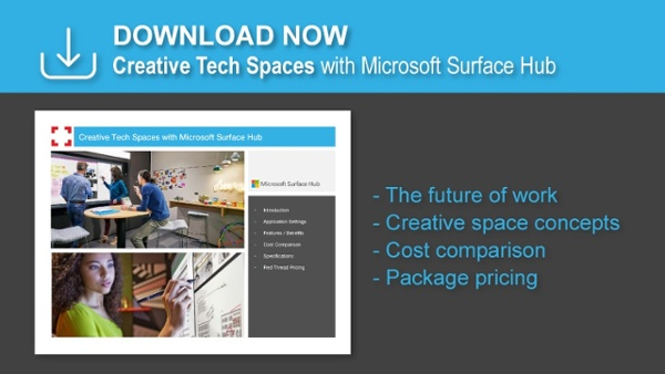 Download Creative Tech Spaces with Microsoft Surface Hub