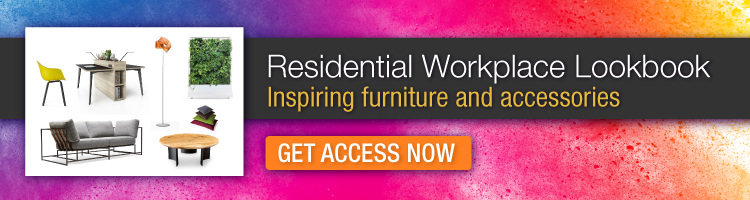 Residential Workplace Lookbook - inspiring furniture and accessories