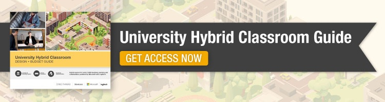 Hybrid Learning Model Campus Design and Budget Guide by Red Thread