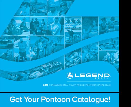 Get Your Pontoon Catalogue