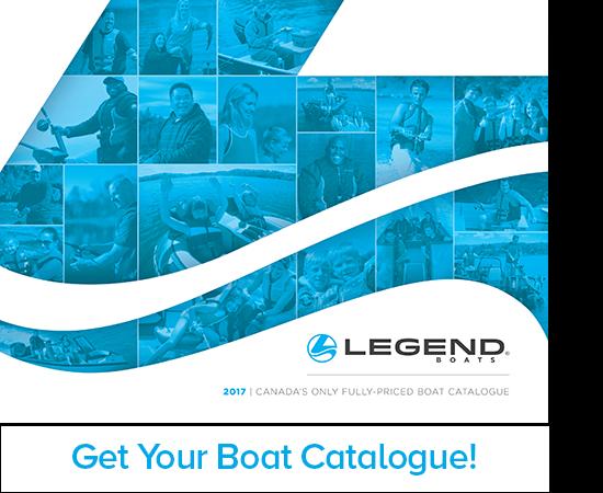 2017 Legend Boat Catalogue
