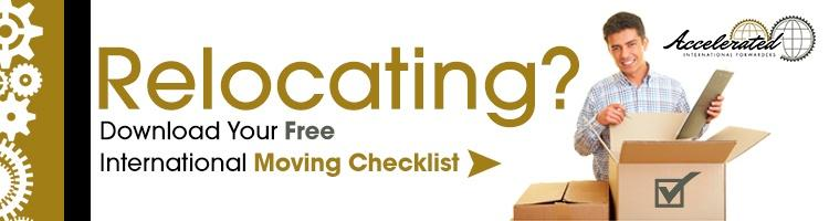 Download Your Free International Moving Checklist