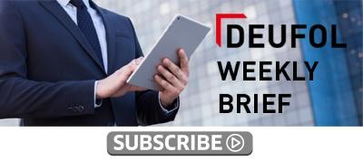 Subscribe Deufol Weekly Digest
