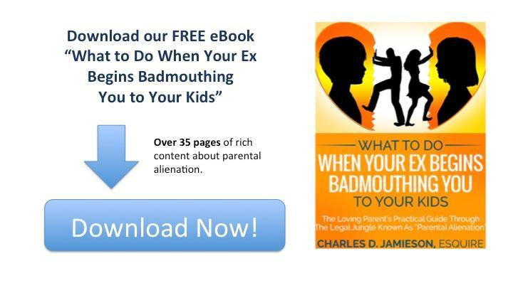 What to do when your ex begins badmouthing you to your kids