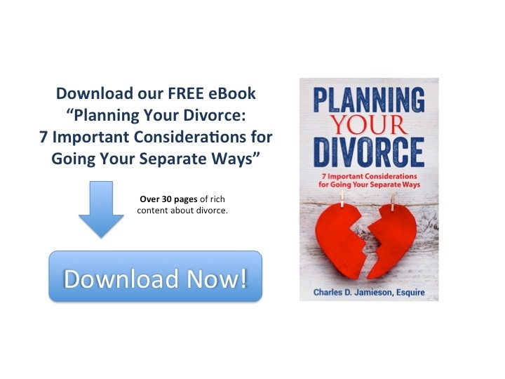EBook Planning Your Divorce: 7 Important Considerations in Going Your Separate Ways