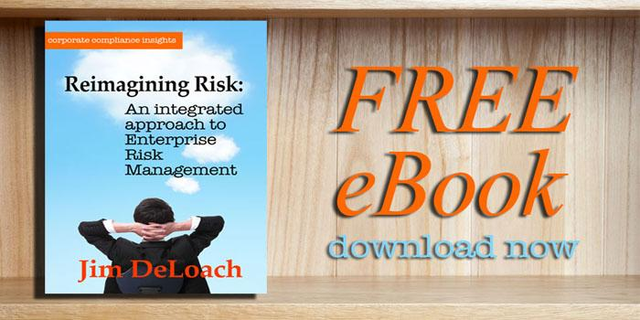 Risk Management Book by Jim DeLoach