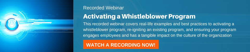 Watch a recorded webinar