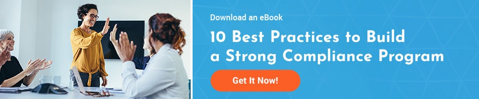 10 Best Practices to Build a Strong Compliance Program