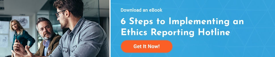 6 Steps to Implement An Ethics Reporting System