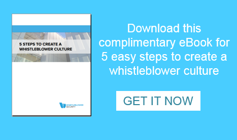 eBook-5 Steps to Create a Whistleblower Culture