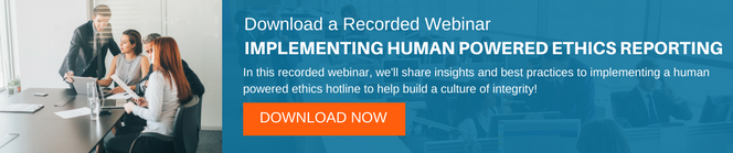 Recorded Webinar: Human Powered Ethics Reporting