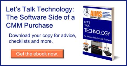Let's Talk Technology CMM Software
