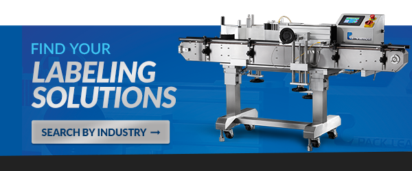 Find your labeling solutions for your industry