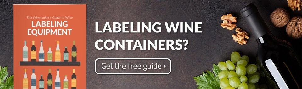 The Wine Industry Guide to Evaluating Labeling Equipment