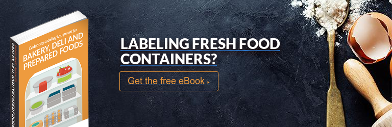 Labeling Fresh Food Containers? Get the free eBook  Labeling Fresh Food Containers? Get the free eBook