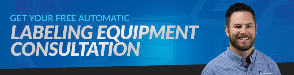 Get your free automatic labeling equipment consultation!