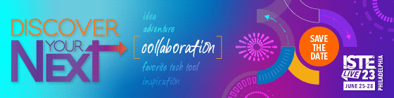 Learn more about ISTE 2019