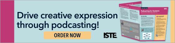 guía de inicio rápido de podcasting