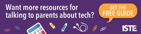 ¿Quieres más recursos para hablar con los padres sobre tecnología? ¡Obtén la guía gratis!