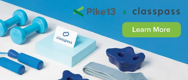 classpass integration with pike13