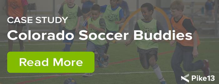 Button: Read Colorado Soccer Buddies Case Study