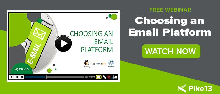 Choosing an Email Platform | Webinar