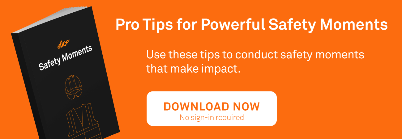 Download FREE Pro Tips for Powerful Safety Moments