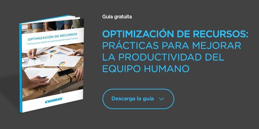 Descárgate la guía gratuita: OPTIMIZACIÓN DE RECURSOS