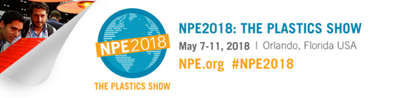 Click Here to Register for Free to NPE2018