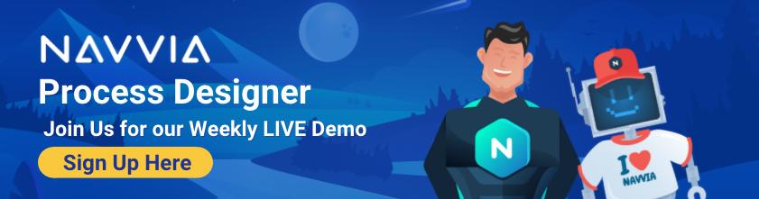 Navvia's Weekly Live Demo