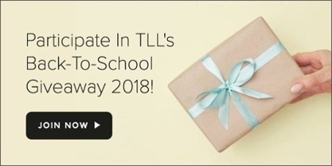 TLL's Back-To-School Giveaway